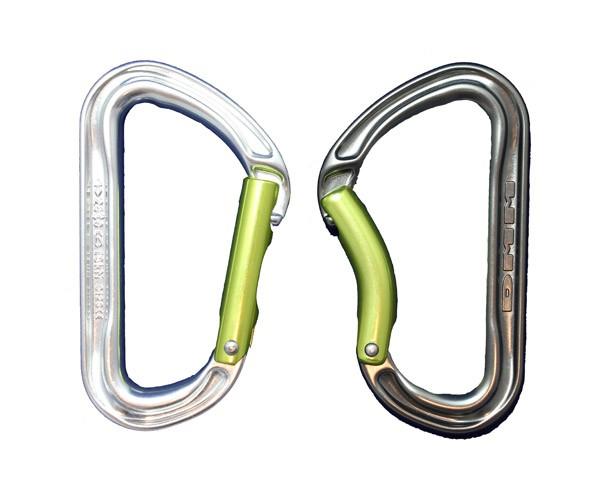 Dmm Shadow keylock carabiners