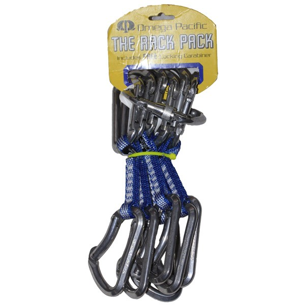 Omega Pacific Dirtbag Quickdraw 6 Pack,  4 inch