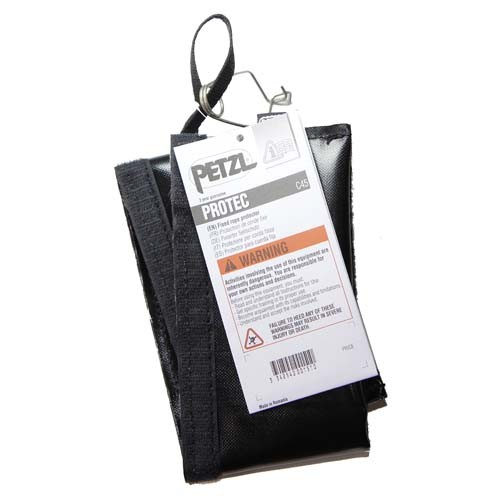 Petzl PROTEC Rope Protector - black