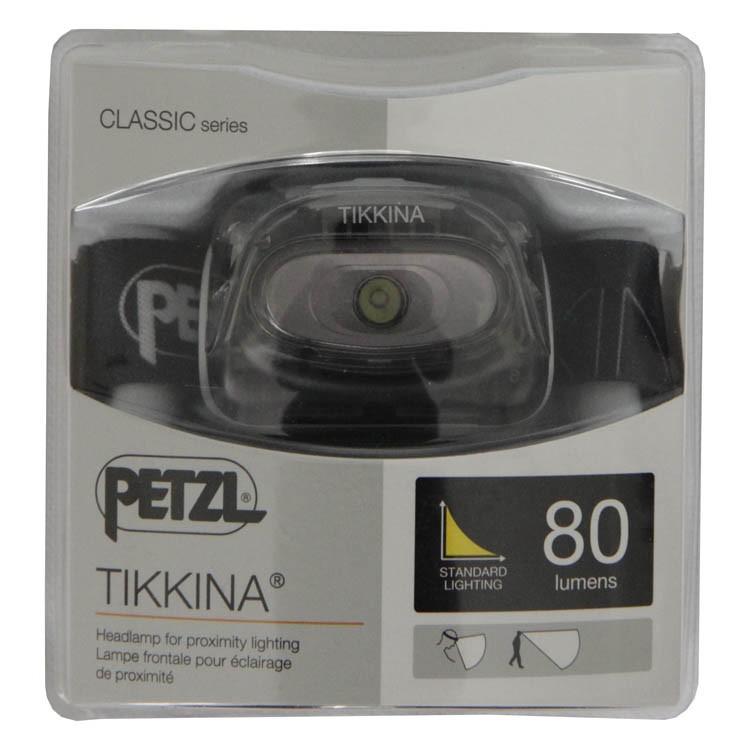 Petzl Tikkina Classic BLACK