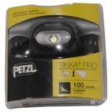 Petzl Tikka Pro Headlamp - Black 2016