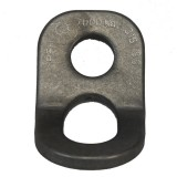 PFH Mega Hanger - Fixed Bolt Plate 16mm Hole -45 Deg