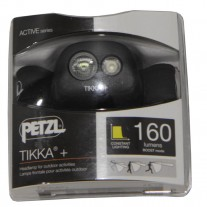 Petzl Tikka + Active Headlamp 2016